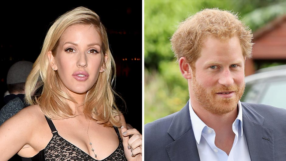 Prince Harry And Singer Ellie Goulding