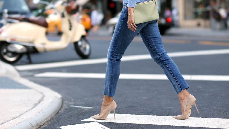 The One Thing You Should Never Do To Your Jeans