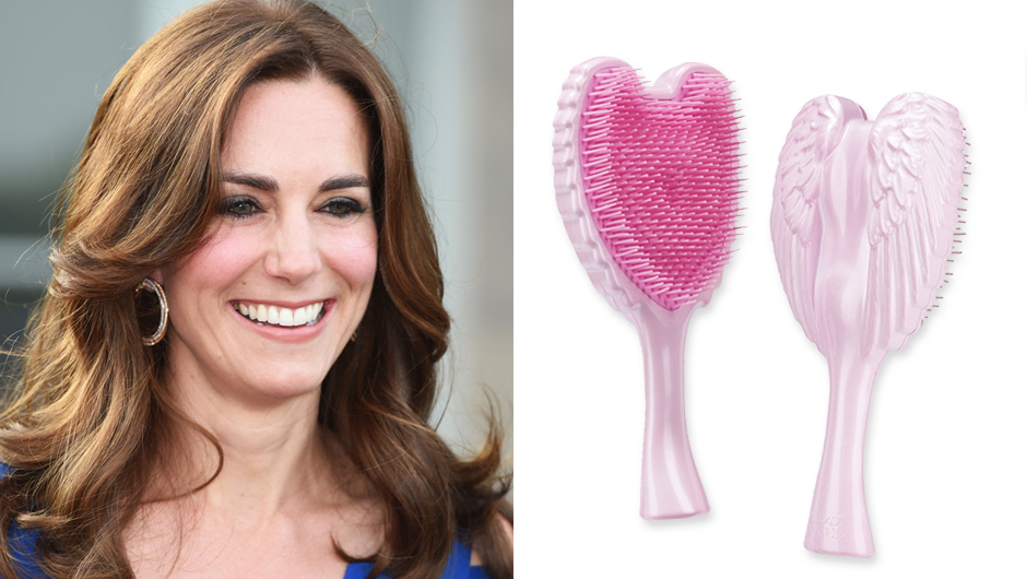 Pink Angel Comb