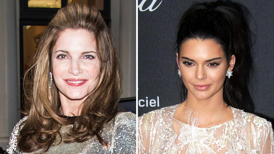 Stephanie Seymour Addresses Kendall Jenner Feud
