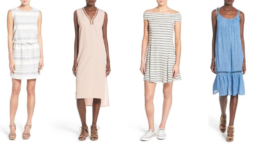 Nordstrom Has <em>So</em> Many Pretty Summer Dresses On Sale For Less Than $30 Right Now