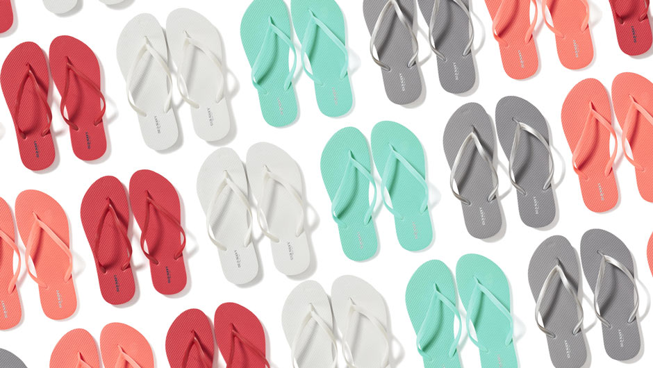 Old Navy's $1 Flip-Flop Sale Is Going Down This Saturday, June 25--Add It To Your Cal Now!