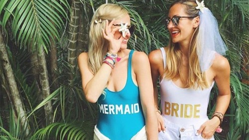 13 Swimsuits That Are Basically Graphic Tees For The Beach