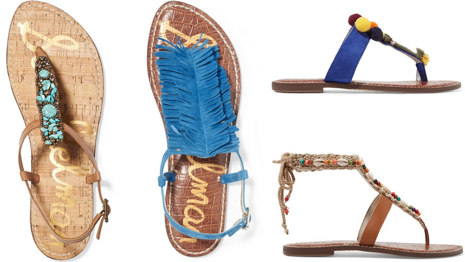 This Summer's Prettiest Sam Edelman Sandals Are On Sale For Just $36 At Net-A-Porter Right Now!
