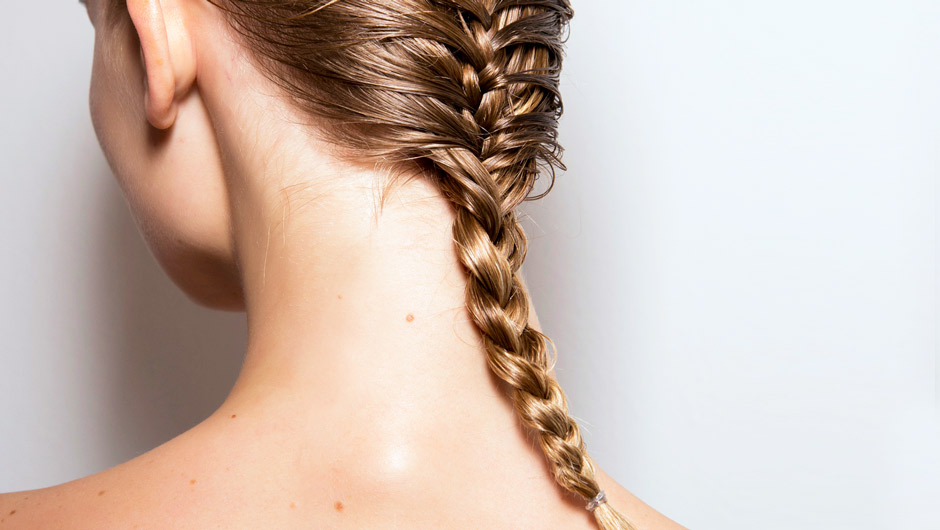 You Should Be Sleeping With Your Hair In A Braid--Here's Why
