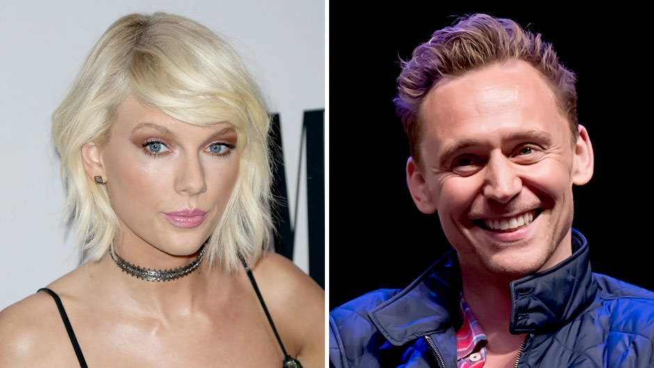 Taylor Swift And Actor Tom Hiddleston
