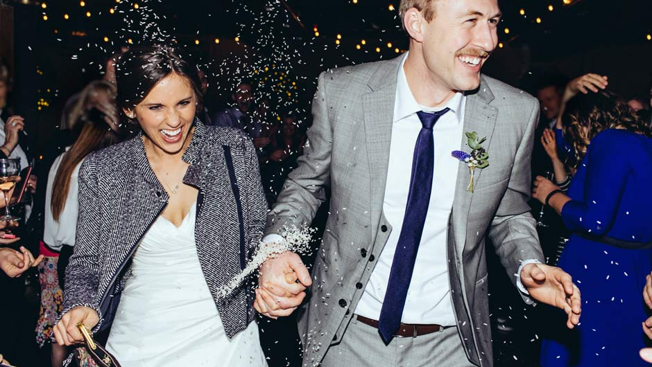 6 Things Brides Forget To Do Before The Wedding After-Party