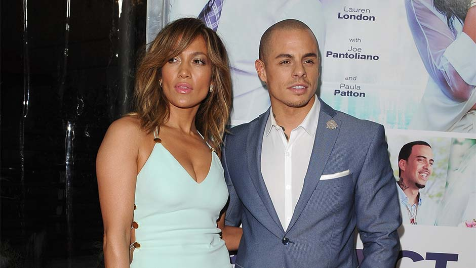 jennifer Lopez and Casper Smart have Broken up