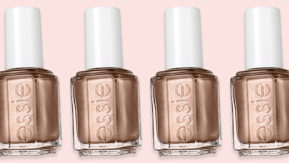 Best rose gold nail polish