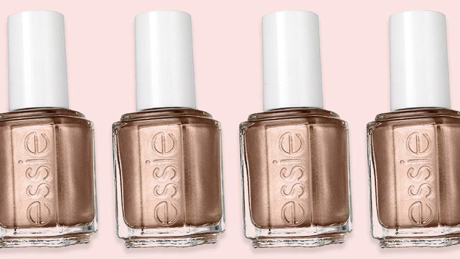 Essie Nail Polish Rose Gold | Best Nail Designs 2018