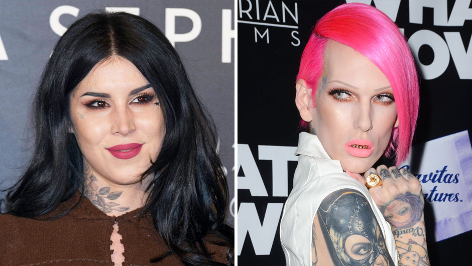 Kat Von D And Jeffree Star Are In A Heated Feud