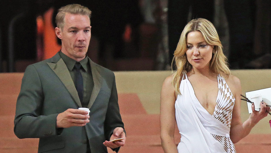 Kate Hudson And Super Famous DJ/Producer, Diplo
