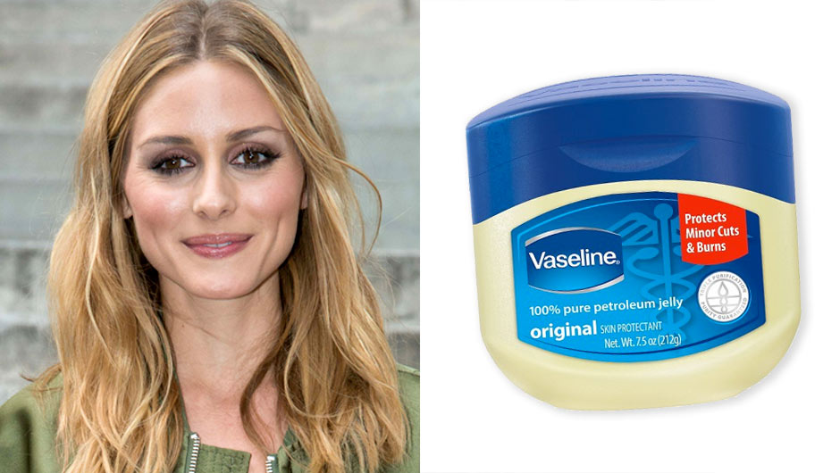 Olivia Palermo Uses The Vaseline