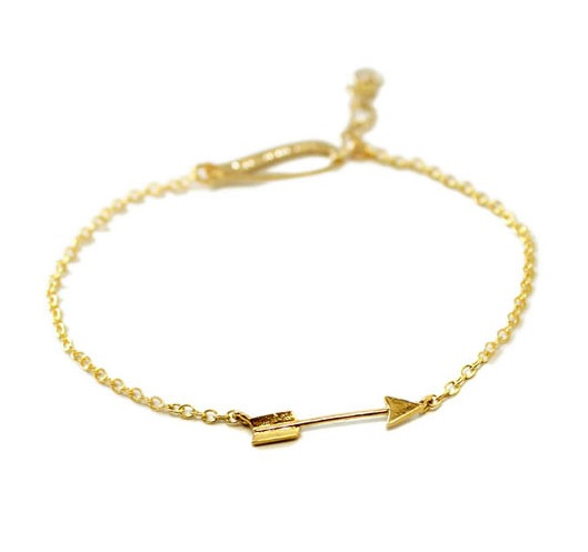 Kris Nations Arrow Bracelet