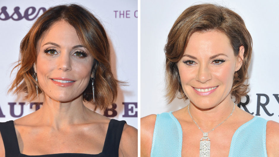 Bethenny Frankel Talks Luann de Lesseps Feud