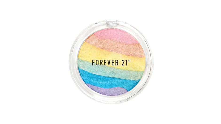 Forever 21 rainbow highlighter