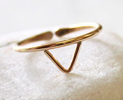 Refined Closed Triangle Ring