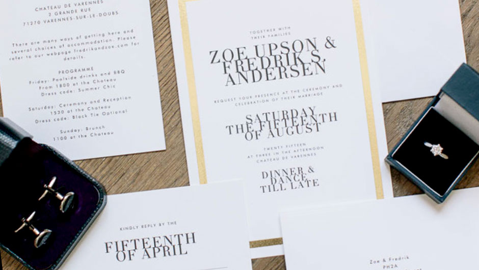Wedding Invitations Mistakes