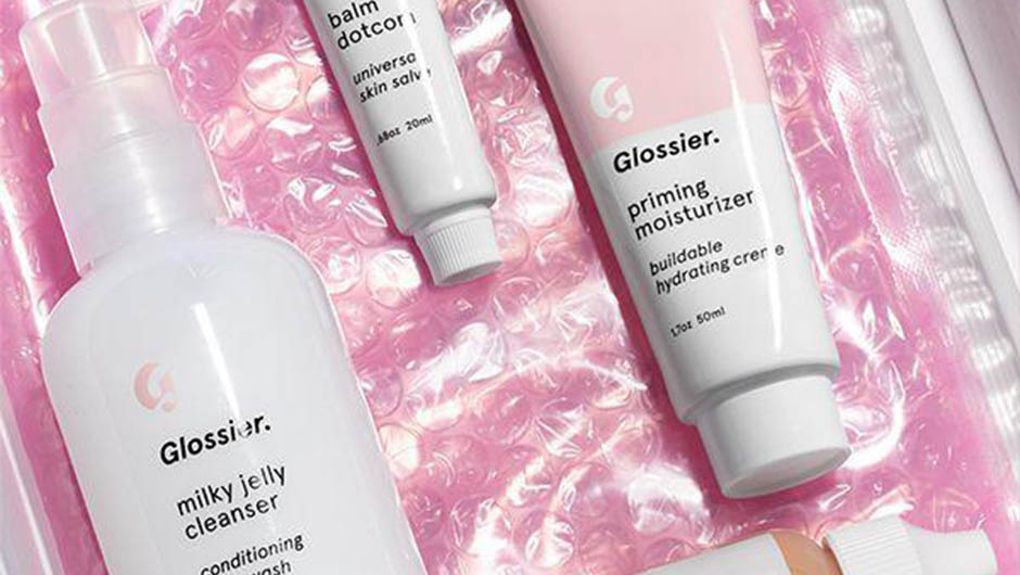 ICYMI Pink Is Basically Everywhere Right Now If Youve Ever Come Home To A Package From Millennial Favorite Makeup Brand Glossier Or Lusted After