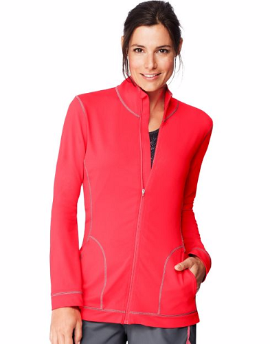Hanes Sport Women's Full Zip Jacket