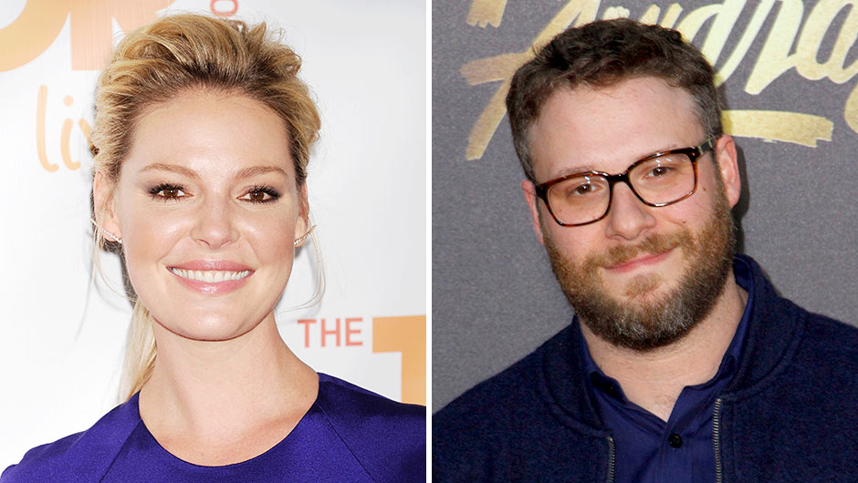 Katherine Heigl and Seth Rogen Feuds