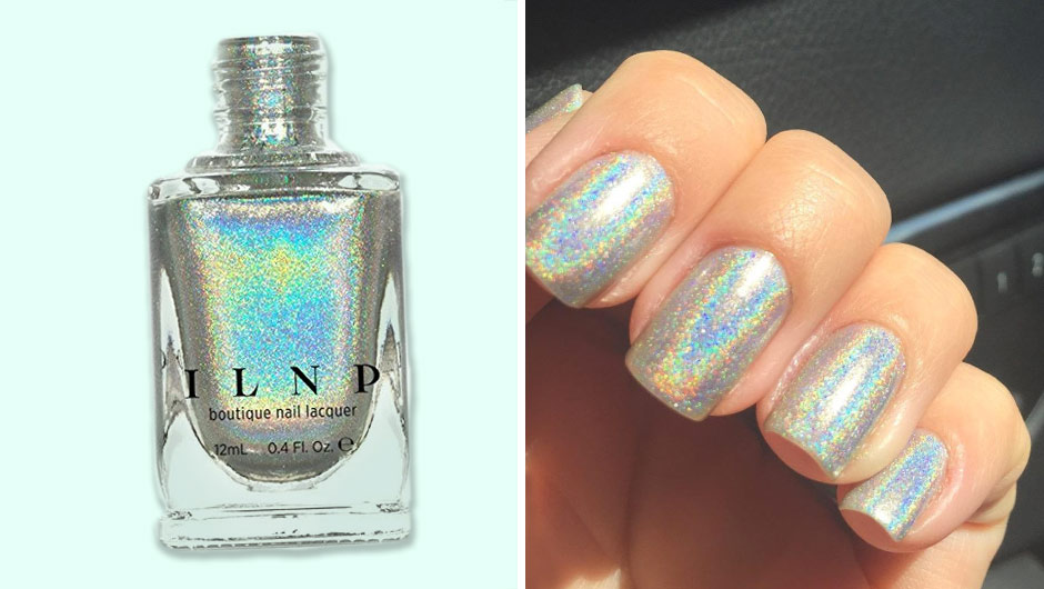 While We Can T Exactly Sport Glittery Eyeliner For Our 9 To 5 Experimenting With Crazy Nail Colors And Finishes Is