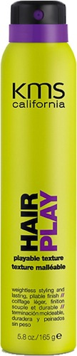 KMS CALIFORNIA Hair Play Playable Texture Spray