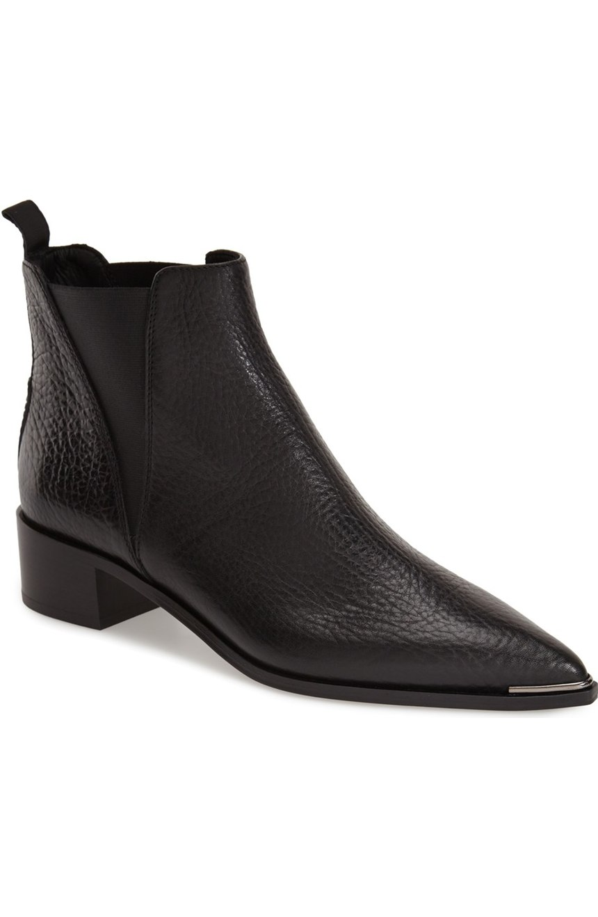 Jensen Pointy-Toe Booties