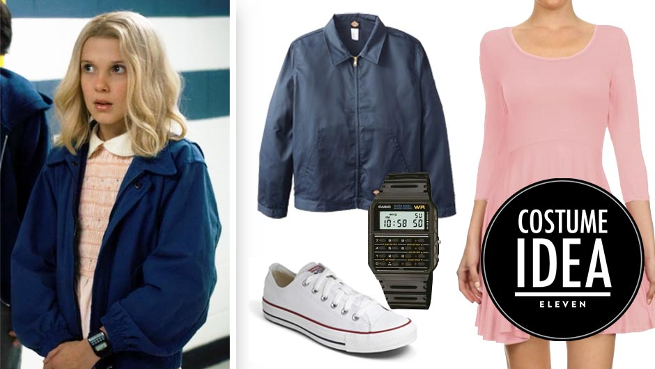 Heres Everything Youll Need To Be Eleven From Stranger Things For Halloween