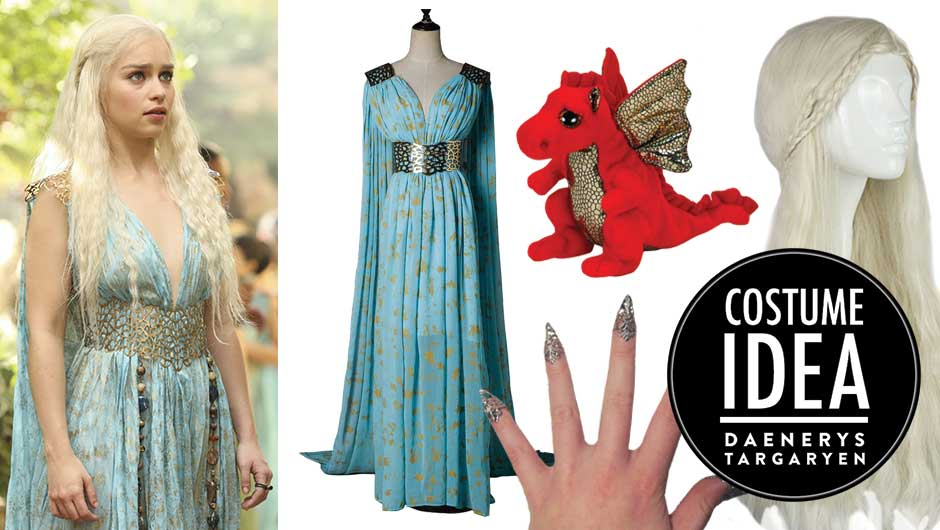But I do know that the Daenerys Targaryen Halloween costume is an excellent choice for all you ladies who are fans of ...  sc 1 st  SHEfinds & Daenerys Targaryen Halloween costume