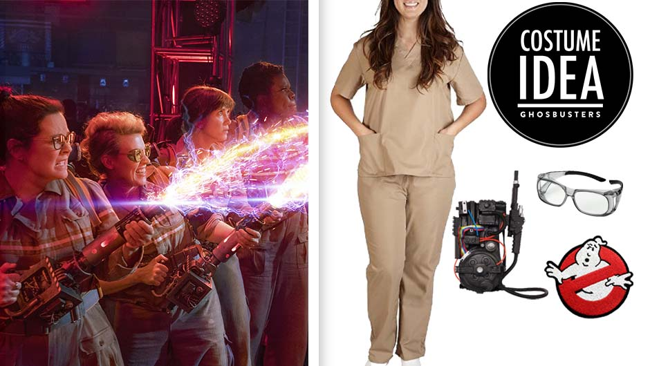 ghostbusters is the best group halloween costume this year heres how to do it