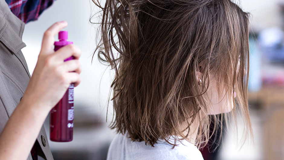 This Is The Best-Smelling Hair Spray We've Ever Tried - SHEfinds