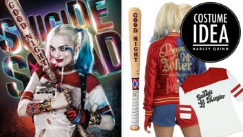 Here's Everything You Need For A Harley Quinn Halloween Costume