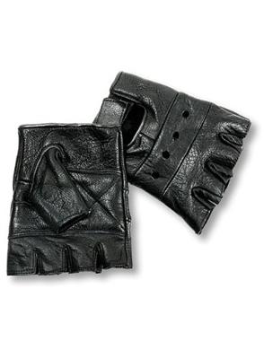 Men's Basic Fingerless Gloves