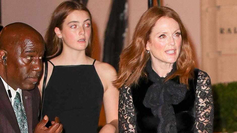 Julianne Moore daughter