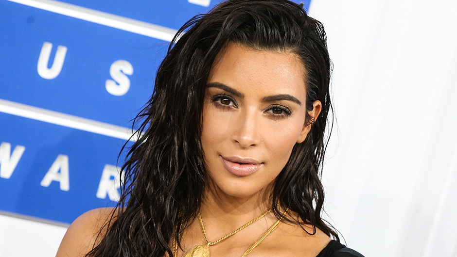 How To Do Kim Kardashian Wet Hair Look