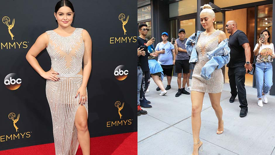 7cd80839d44 kylie ariel winter dress