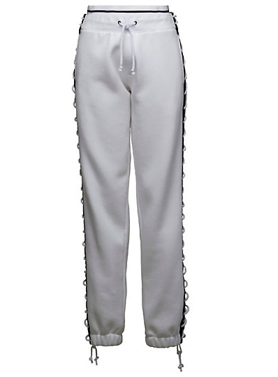 LACING SWEATPANTS