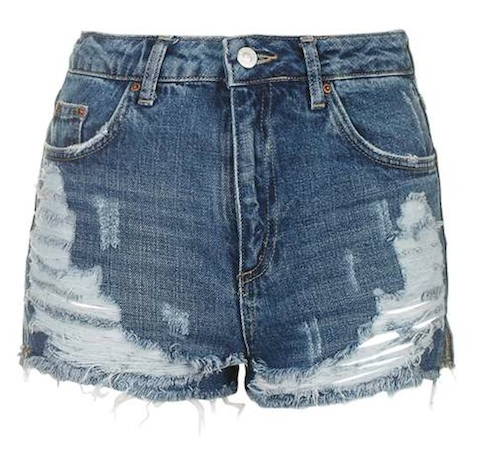 denim cut off shorts ilana broad city halloween costume