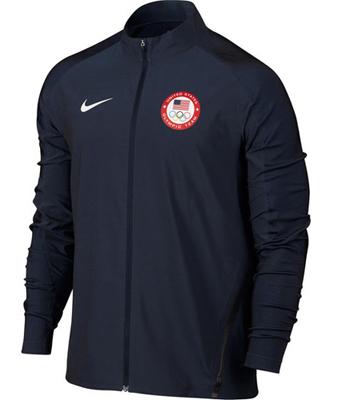 Ryan Lochte Halloween Costume blue olympics jacket team usa