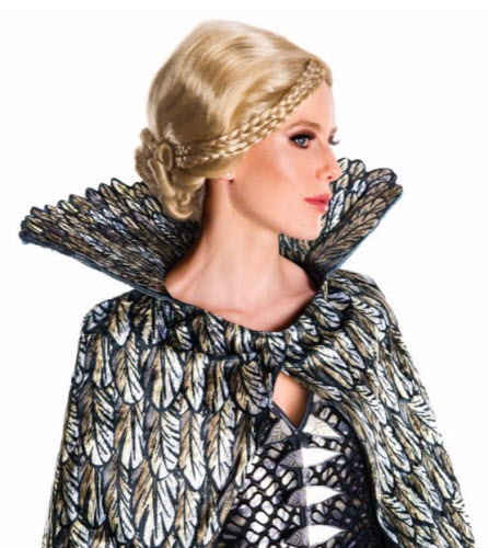 ravenna winters war wig halloween costume