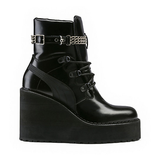 SNEAKER BOOT WEDGE