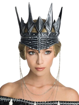 Ravenna Halloween costume crown