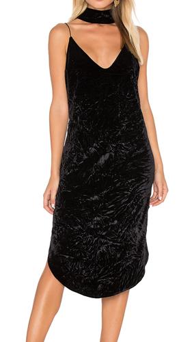 Stanley Velvet Dress
