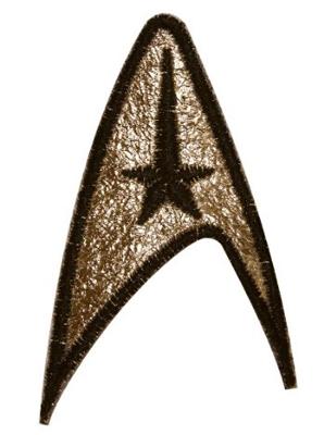 star trek badge uhura star trek halloween costume - Uhura Halloween Costume