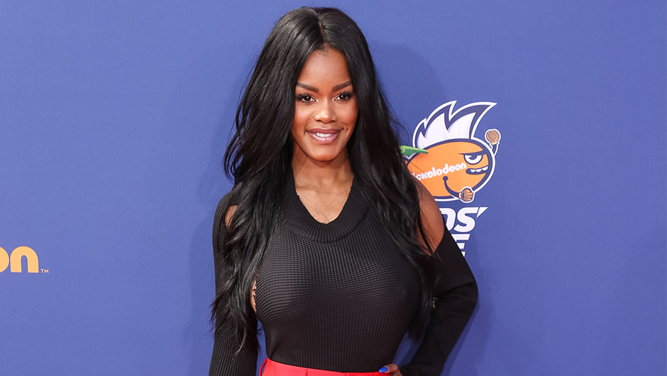 Teyana Taylor You Know