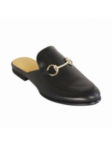 WOMEN-LEANA Basic Slippers or Gucci Princetown Mule Loafers ??