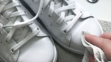 How To Clean White Adidas Stan Smith Sneakers So They Look Brand New