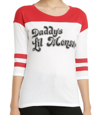 Lil Monster Raglan Tee