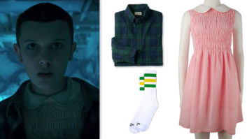 Here's Everything You'll Need To Be Eleven From 'Stranger Things' For Halloween